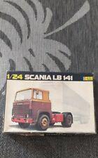 Heller 770 SCANIA LB 141 LKW Sattelzugmaschine Bausatz 1:24 OVP BS197