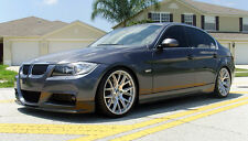 GENUINE Miro111 18x8.5 18x9.5 Wheels 5x120 CONCAVE hellaflush BMW e90 e92 e46 Z4