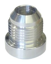 Torque Solution Weld On AN Flare Bung: Male -10 AN Aluminum Universal