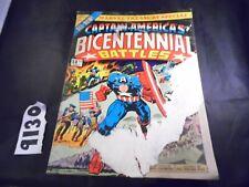 Captain Americas Bicentennial Battles Treasury Worn NO STOCK PHOTOS Listing C