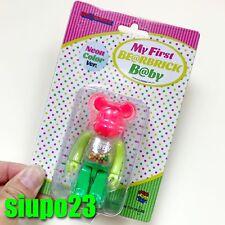 Medicom 100% Bearbrick ~ My First Baby Be@rbrick Neon Color