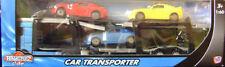 Camions miniatures bleus 1:60