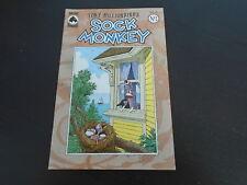 Tony Millionaire's SOCK MONKEY Vol. 3 #2 Dark Horse Comics NM