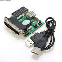 Powerful 4-Digit USB PC Analyzer Diagnostic Motherboard Tester Post Test Card