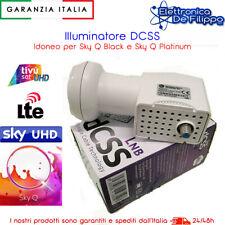 FTE MTDCSS1 Convertitore Universale LNB Monocavo - Bianco