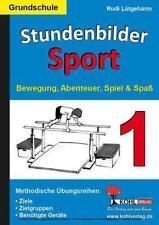 Deutsche Schulbücher mit Sport-Thema