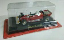 FERRARI 312 T2 1976 NIKI LAUDA F1 FORMULE 1 N°1 rouge au 1/43 sous blister