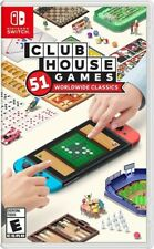 Clubhouse Games: 51 Worldwide Classics for Nintendo Switch [New Video