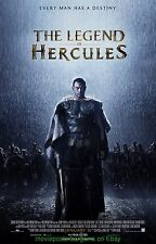 THE LEGEND OF HERCULES MOVIE POSTER Original DS 27x40 KELLAN LUTZ GAIA WEISS