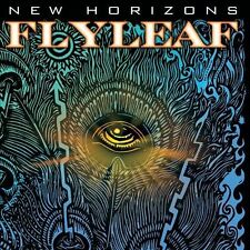 New Horizons by Flyleaf (CD, Oct-2012, Octone Records) rock alternative CCM
