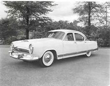 1955 Kaiser Frazer Manhattan Factory Photograph aa6332-L3UBHG