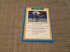 Stefan Pancho tenis una cuestión de deporte Premier Tarjeta De Juego 1996/1997 Suecia
