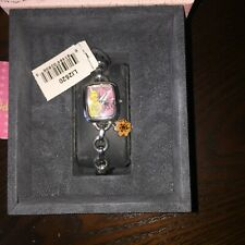 Fossil For Disney Authentic Limited Edition 2000 Tinkerbell Silver Tone Watch
