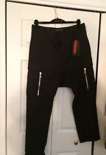 Balmain X H&M Men's Wool Cargo Pants