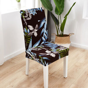 1PC Elastic Chair Cover Home & Kitchen Seat Cover Removable Fashion Accessories