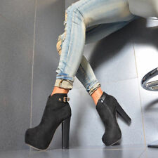 Stiletto Heel Synthetic Leather Boots Textile for Women