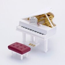 Sylvanian Families Grand Piano White limited fan club online Calico Critters