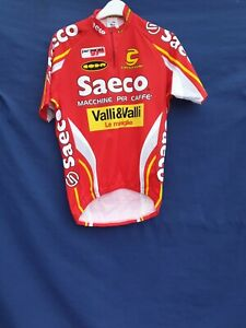 CANNONDALE CYCLING JERSEY QUICK DRY SIZE SMALL 49CM PIT 2 PIT ADULTS MENS
