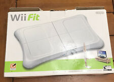 Nintendo Wii Fit Balance Board in box Tested Working See Pics And Description