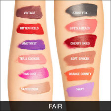 ❤ NYX Liquid Suede Cream Lipsticks in all 24 Shades! ❤