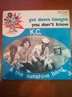 Get down tonight - K.C. & the sunshine band - 1975 - M