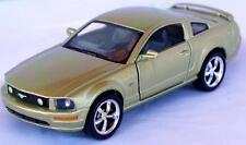 Diecast 1:38 Ford Mustang GT 2006 in lilac