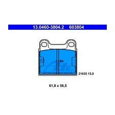 ATE 13.0460-3804.2 Bremsbelagsatz, Scheibenbremse  Links Mercedes-Benz SL /8