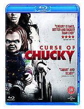 Curse Of Chucky (Blu-ray + Ultraviolet   (2013)  BRAND NEW & SEALED