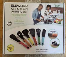 Elevated Kitchen Utensils 6 Piece Set by Kitchen Envy