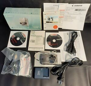 Canon lXUS 960 IS Digital Camera W/Accessories Including Charger & Battery !LOOK