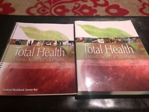 Total Health: Talking About Life's Changes Student Workbook