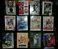 Saints RC rookie Prizm insert lot Alvin Kamara Michael Thomas Janoris Jenkins