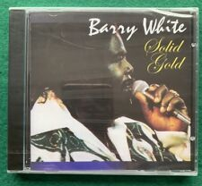 Barry White Solid Gold CD Album 10 tracks New and Sealed
