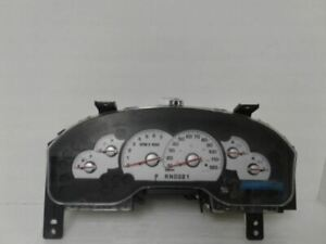 Speedometer Instrument Cluster 2002 02 MERCURY MOUNTAINEER 1L2F-10A855-AC