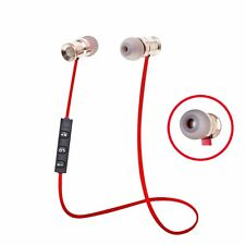 In-Ear Wireless Sports Bluetooth 4.1 Stereo Headphone Earbuds Headset Earphone