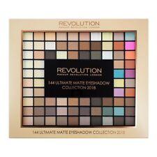 MakeUp REVOLUTION Ultimate 144 Eyeshadow Palette Matte 2018 NEU&OVP