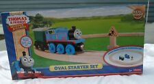Thomas & Friends Wooden Railway Oval Starter Set  Real Wood Y4419