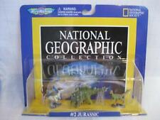 VTG MICRO MACHINES Galoob NATIONAL GEOGRAPHIC DINOSAUR JURASSIC 2 new SEALED