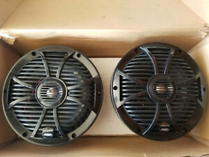 "Wet Sounds SW-808-B 8"" 2-Way Salt Water 808 Series Convertible Speaker System"