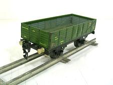 Modelleisenbahnen aus Stahl mit Herstellungsjahren 1910-1944