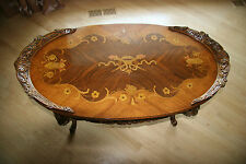 French Provincial Coffee Table Antique Furniture eBay