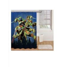 New Teenage Mutant Ninja Turtles Shower Curtain