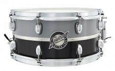 Gretsch Retro-Luxe 14x6,5 Snare Pewter/Black