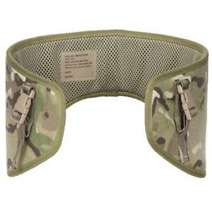 Britischer Hüftgurt Pad Hip Protection MTP IRR Tarn Neuwertig