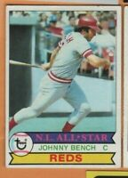 1979 Topps Baseball - #200 Johnny Bench - Cincinnati Reds- nrmt condition