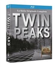 Twin Peaks - La Serie Originale Completa (8 Blu-Ray Disc)- ORIGINALE SIGILLATO -