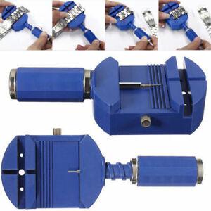 Brit Watch Link Remover Tool Band Slit Strap Bracelet Pin Adjuster Repair Tools