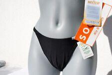 552491 Solar Mix&Match Bikini Slip Höschen Badeslip Einzelteil Schwarz Größe 38