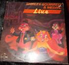 SHIRLEY, SQUIRRELY & MELVIN Live LP The Nutty Squirrels