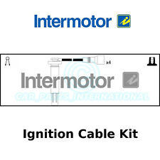 Intermotor - Ignition Cable, HT leads Kit/Set - 73990 - OE Quality
